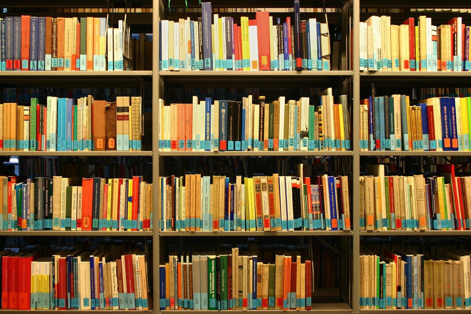 Gratis moro på biblioteket