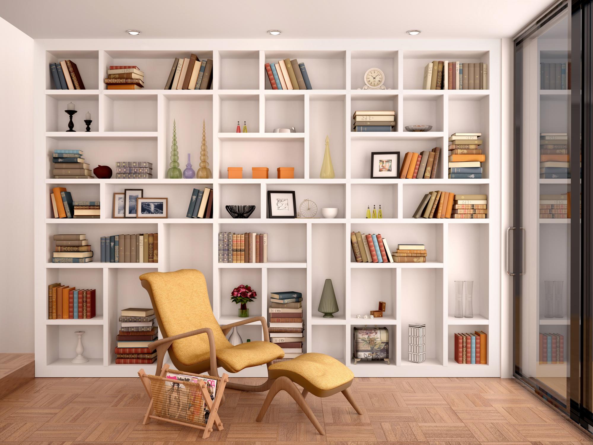 Rett oppbevaring av dine skatter – bøkene
