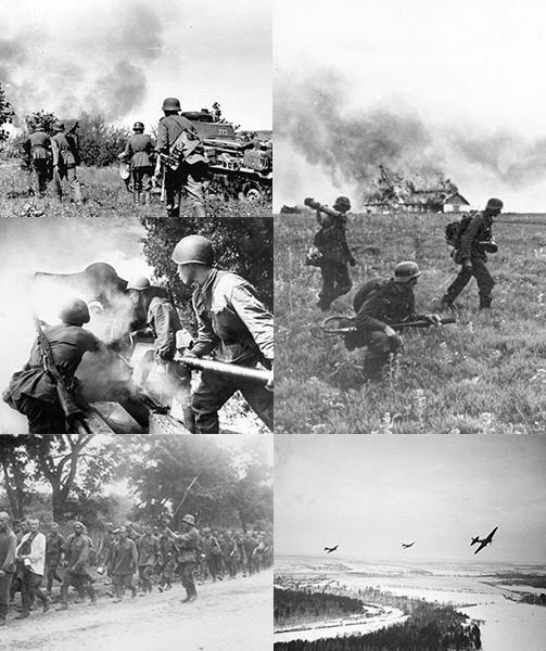 Bøker om andre verdenskrig